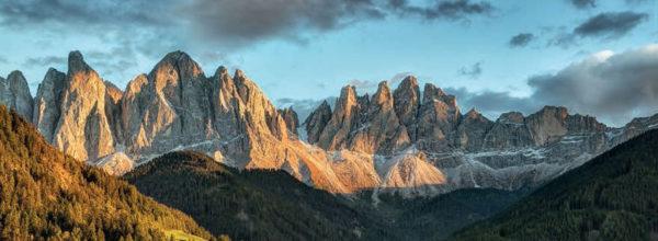 Les Dolomites de Dino Buzzati