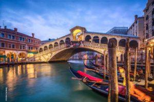 Venezia vista dal Ponte