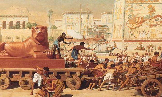 Anche gli antichi facevano sciopero?