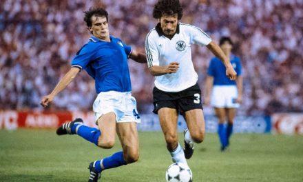 «Sogno ancora di urlare per l'Italia»