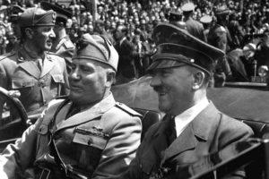 Hitler in visita a Roma