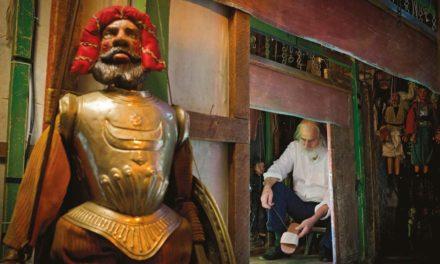 Mimmo Cuticchio :  le conteur voyageur