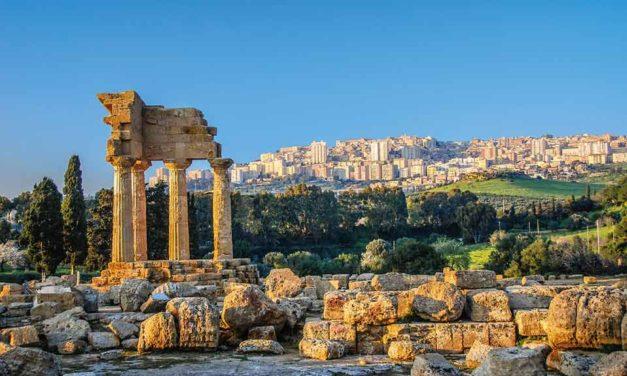 Les beautés de la province italienne