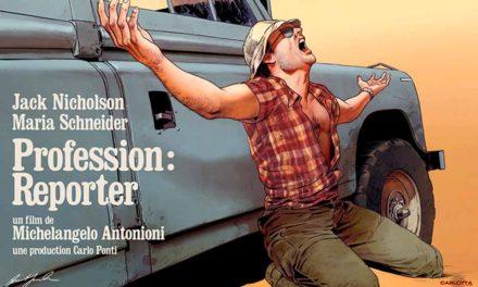 20 juin : SORTIE DVD  «Profession Reporter» (nouvelle restauration)