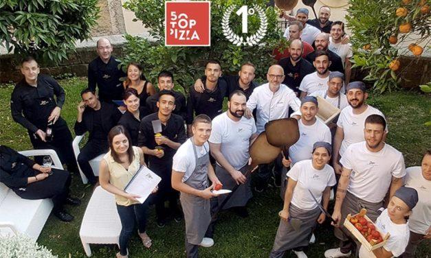50 Top Pizza – Gli Oscar della pizza il 24 luglio a Napoli