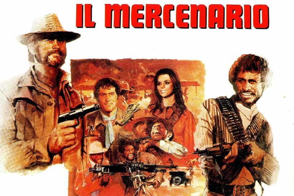 """Film """"Le mercenaire"""" à la Cinémathèque française (Paris)"""