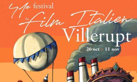 41e Festival du film italien de Villerupt
