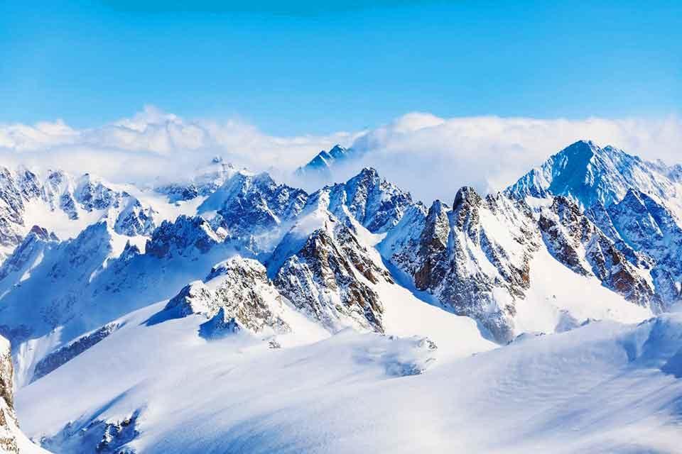 Le Alpi in pericolo