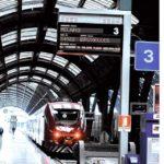 Train de nuit pour Milan 1980
