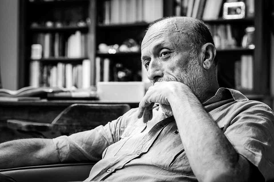 """Intervista a Carlo Petrini: """"È un nuovo Sessantotto"""""""
