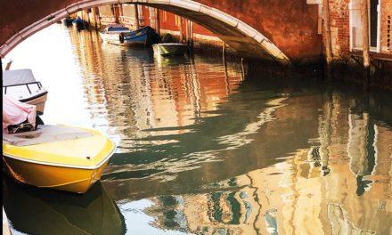 Mes amours italiennes. Venise 1980