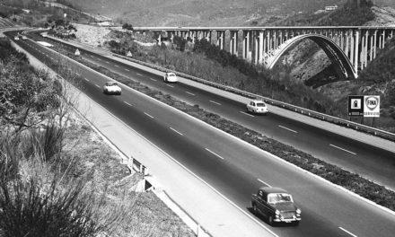 L'arteria d'asfalto che unì l'Italia