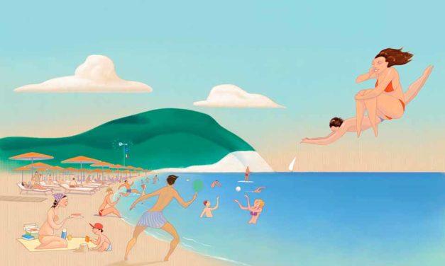 L'estate italiana: abitudini e regole d'oro per sopravvivere in spiaggia