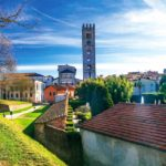Lucca, una città a più piani