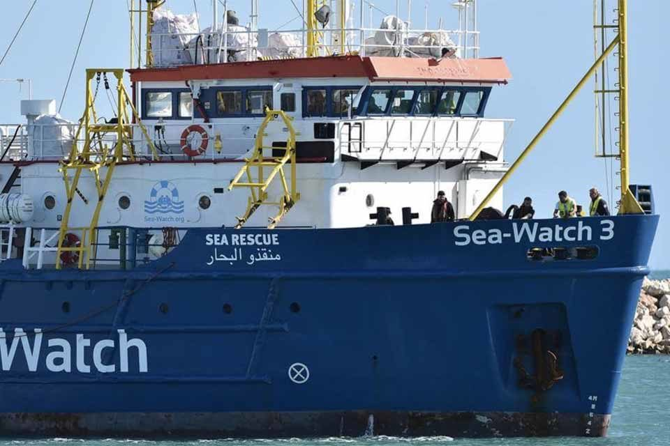 « Sea Watch 3 » : la fracture italienne