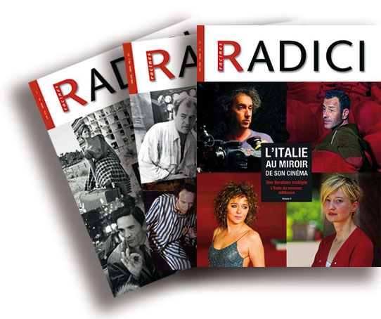 Les trois volumes consacrés au cinéma italien
