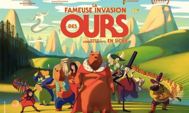 La fameuse invasion des ours en Sicile – en salle le 9 octobre