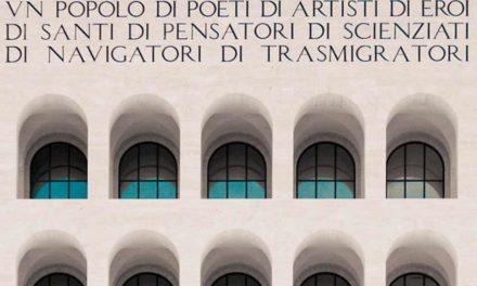"""""""Italiani popolo di santi, poeti e navigatori"""""""
