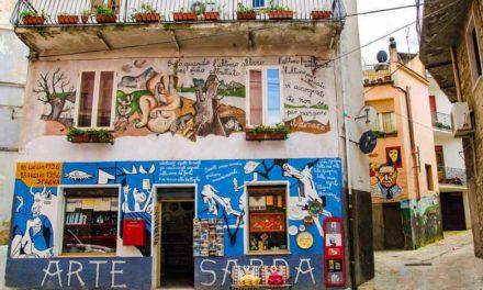 Orgosolo e i murales
