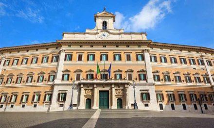 Chroniques romaines.<br> Le mouvement perpétuel de la politique italienne