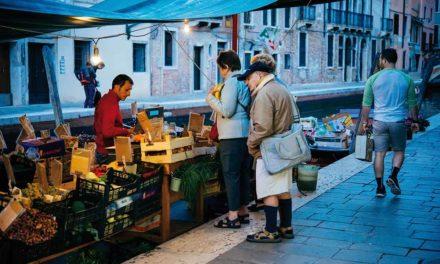 Rester à Venise