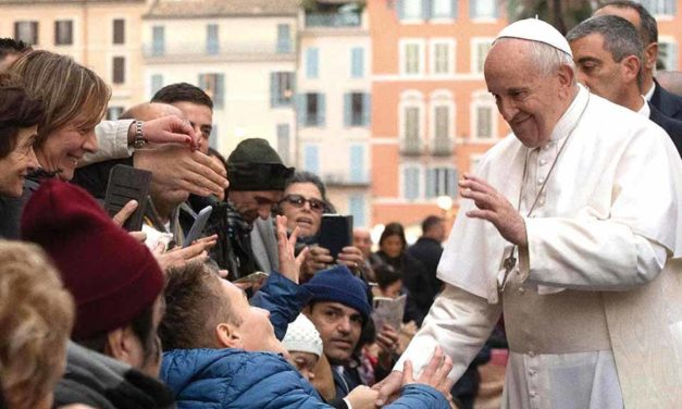 Pape Bergoglio : à en avoir des leaders comme lui