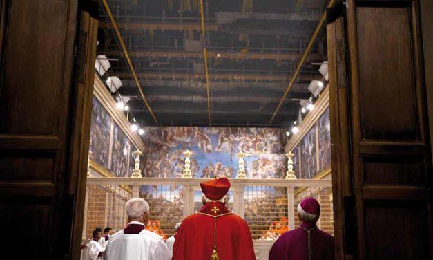 Et la chapelle Sixtine fut reconstruite <br>en soixante jours