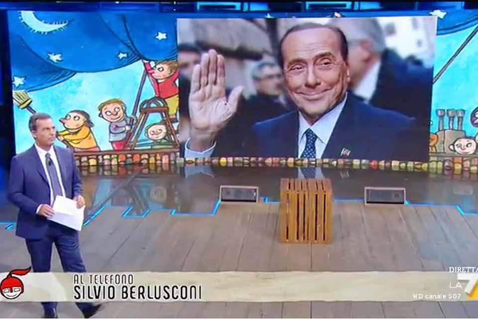 Même Berlusconi
