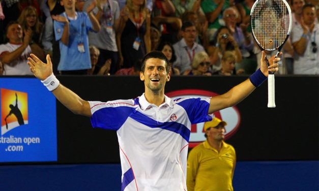 Novak Djokovic : Cœur de champion