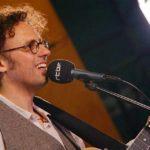 Giacomo Lariccia finalista del premio Tenco<br> per la miglior canzone dell'anno