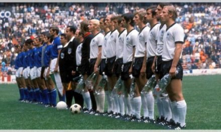 ITALIA – GERMANIA, 11 Giugno 1970