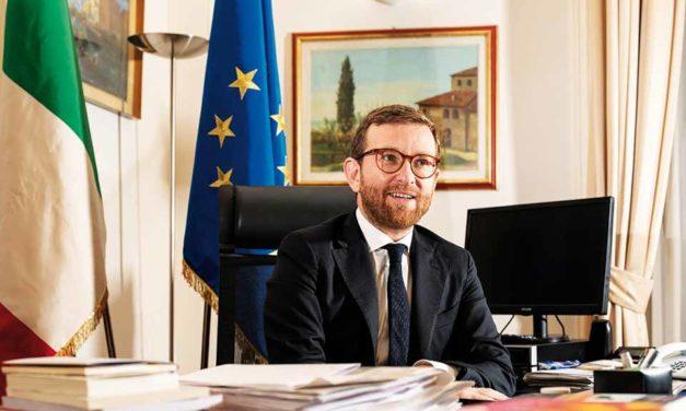 Entretien avec le ministre <br>Giuseppe Provenzano  <br> Quel avenir pour le Sud?