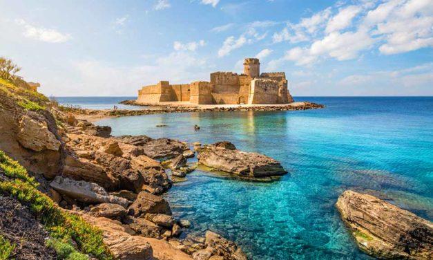 La Calabre  <br>  Trésor secret de l'Italie