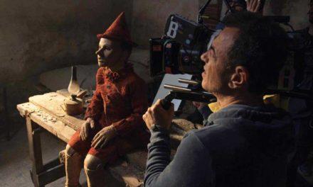 Entretien avec Matteo Garrone<br> Le Pinocchio du petit Matteo