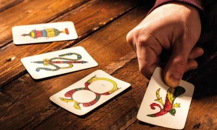 Les jeux de cartes en Italie