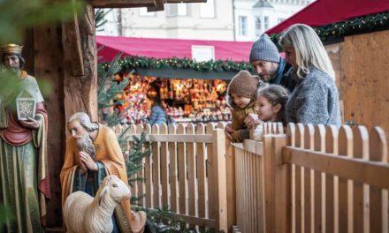La magia di Natale <br>il mercatino di bolzano