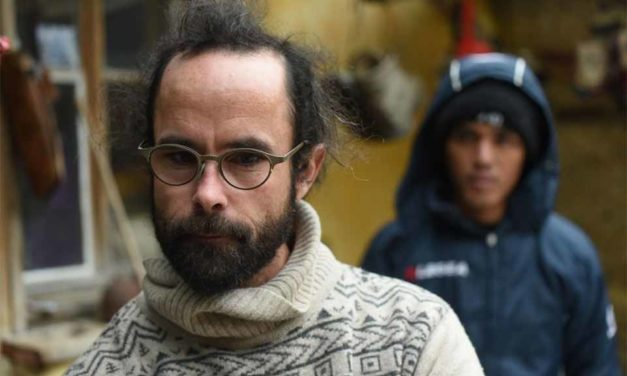 Cédric Herrou se prononce sur Mimmo Lucano: <br>«S'il faut le cacher dans la Vallée de la Roya, on le fera»
