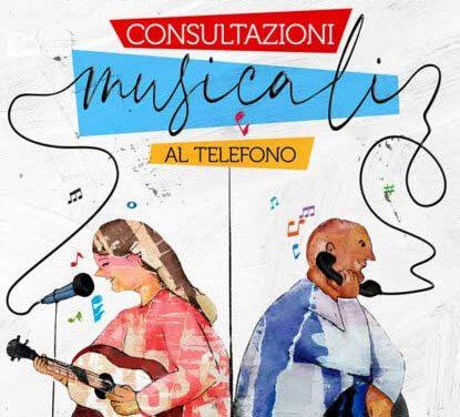 Consultazioni musicali al telefono <br> Da Parigi a Firenze