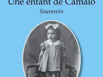 «Une enfant de Camalò» <br> le premier livre de Luciana Borsato