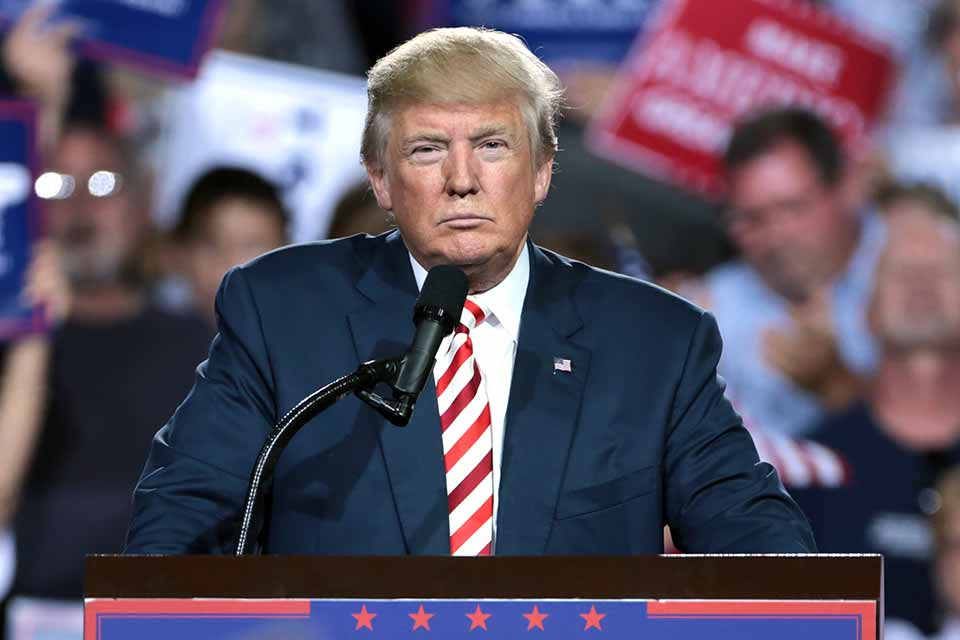 Trump : Un homme hors de contrôle