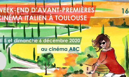 Un week-end d'avant-premières<br> du cinéma italien à Toulouse