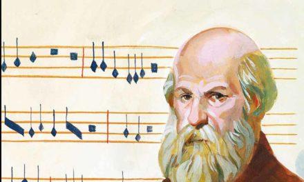 Guido d'Arezzo <br>e la nascita della musica scritta
