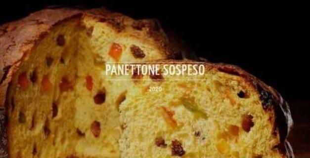 A Milano ritorna il «panettone sospeso»