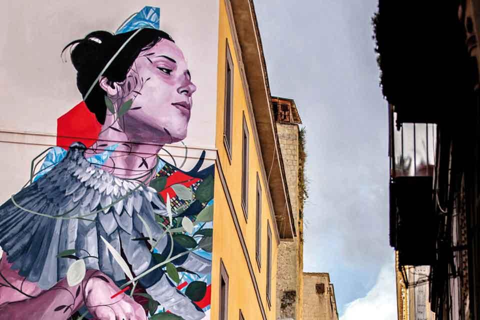 Naples, voix de femmes