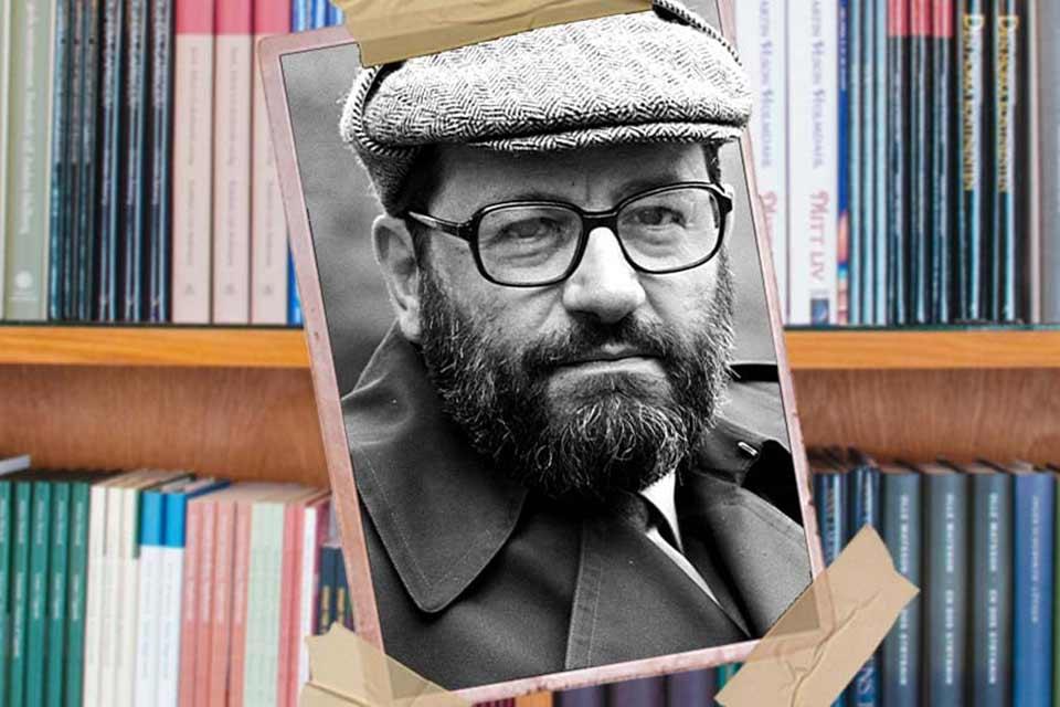 La bibliothèque d'Umberto Eco donnée à la collectivité