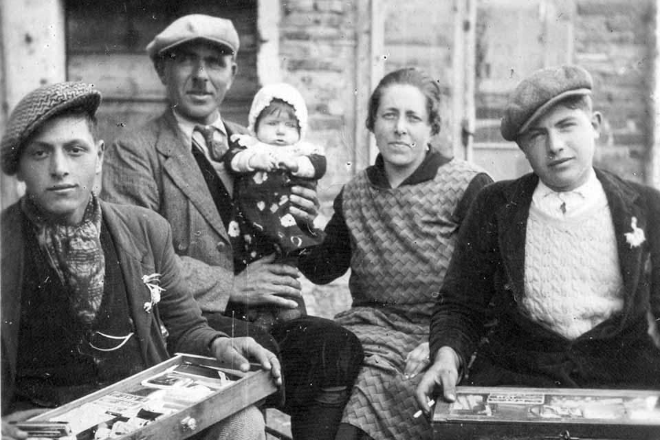 Sur les traces des vendeurs d'images<br> du Tesino en Franche-Comté et ailleurs