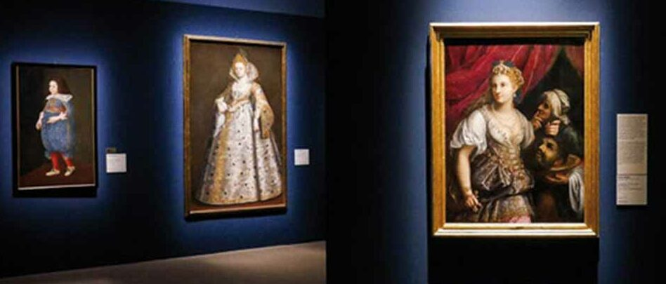 Le donne nell'arte