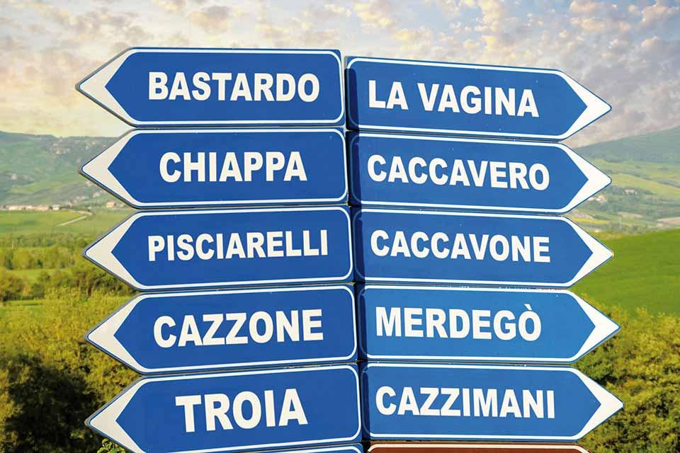 """Un imbarazzante """"Grand Tour"""" d'Italia"""
