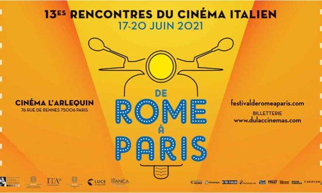 Festival De Rome à Paris – du 17 au 20 juin