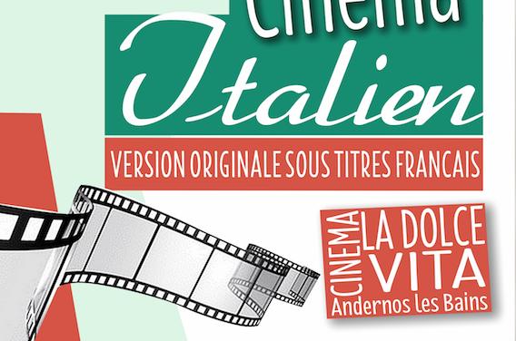 Festival du film italien <br> à Andernos Les Bains